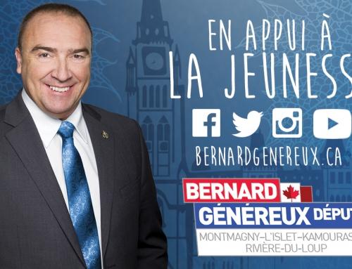 Bernard Généreux – MTY